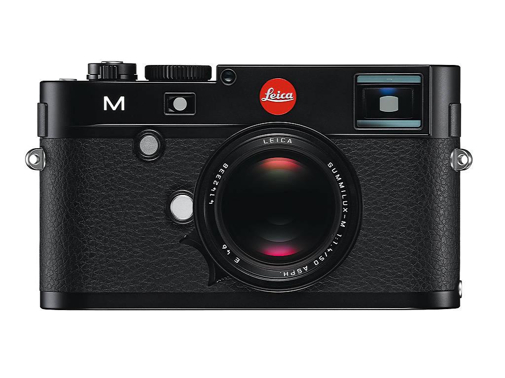 De nieuwe Leica M (240)